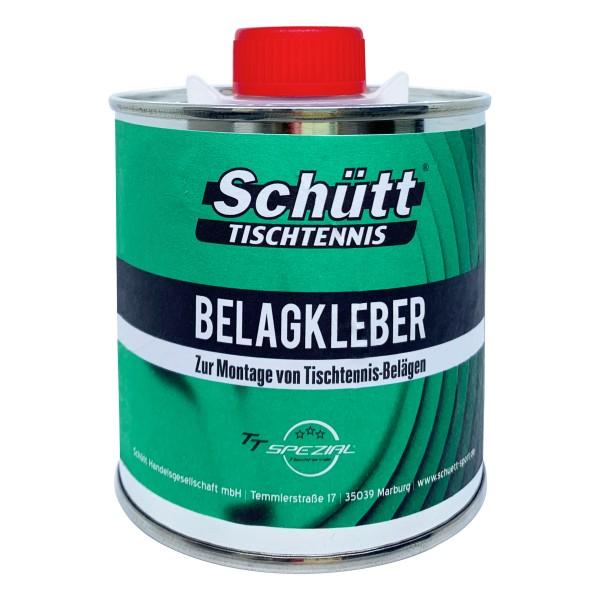 SCHÜTT-Tischtennis Belagkleber Pinseldose (250 ml)