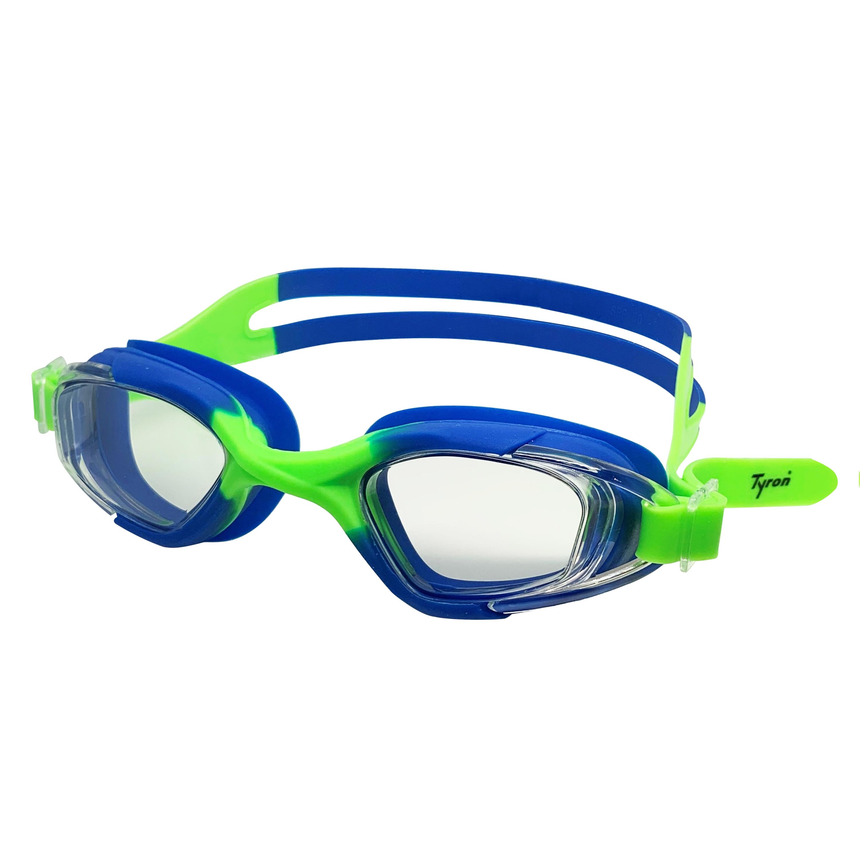 21428d39da33e TYRON Kinder-Schwimmbrille Cobra (grün/blau) | Kinderbrillen | Brillen |  Schwimmsport | Schütt-Spezialversand für Sportartikel