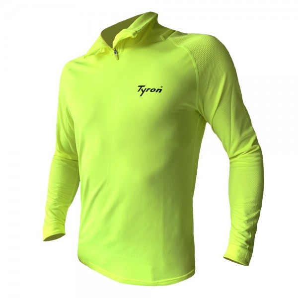 TYRON Longshirt LZ1 (neongelb)