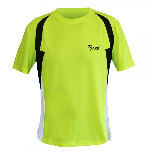 TYRON Shirt Teamline-1 (neongelb)