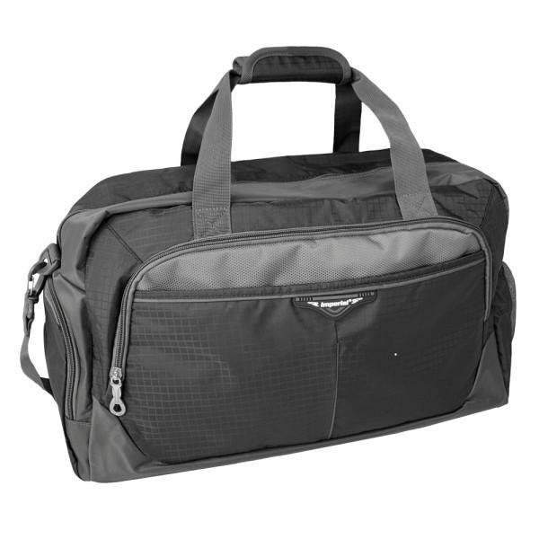 IMPERIAL Sporttasche (schwarz / grau)