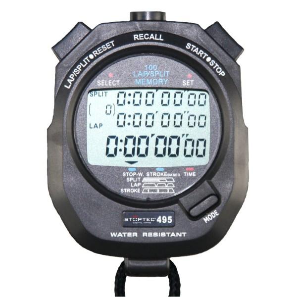 Stoppuhr STOPTEC 495 (100 Memory & Stroke)