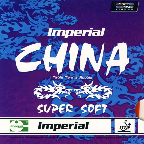IMPERIAL China Super Soft