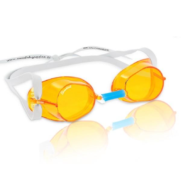 MALMSTEN Schwedenbrille Standard (orange)