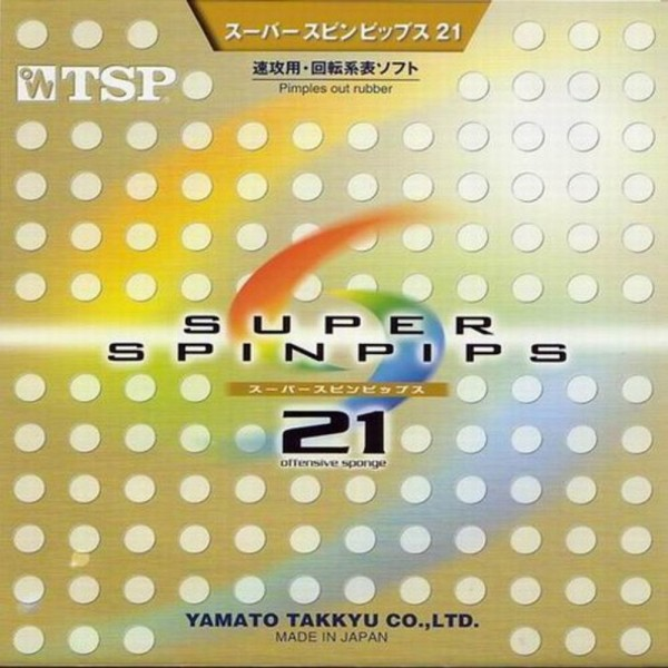 TSP Super Spinpips 21
