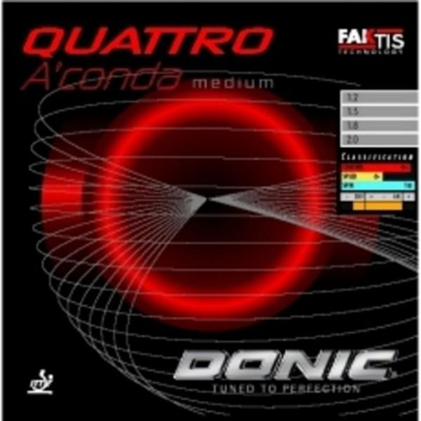 DONIC Quattro A'conda medium
