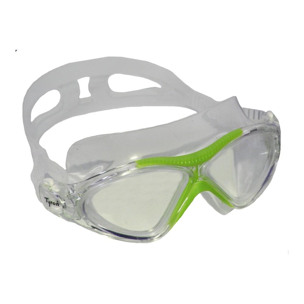 324316e5b089e TYRON Kinder-Schwimmmaske (grün) | Kinderbrillen | Brillen | Schwimmsport |  Schütt-Spezialversand für Sportartikel